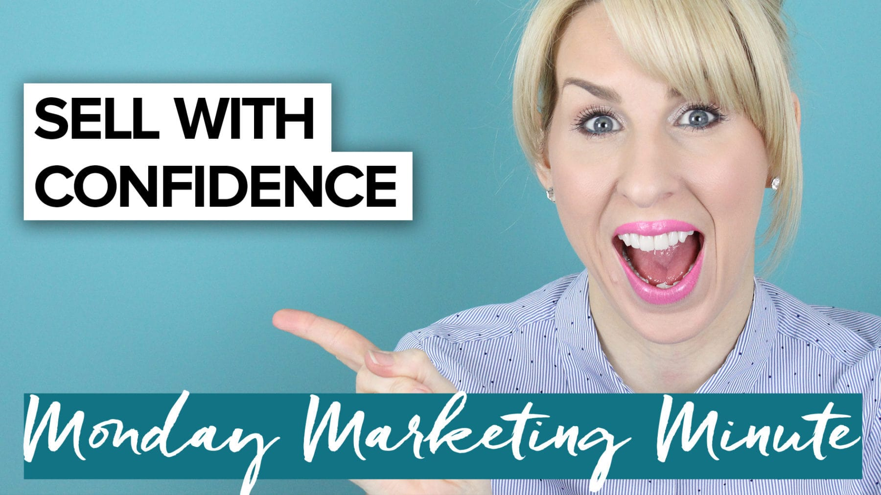 How to sell with ease and confidence!